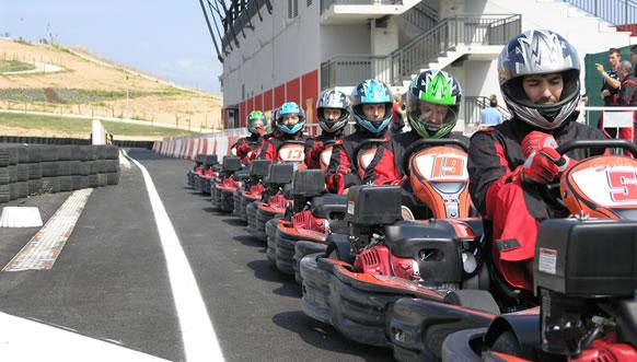 Qué puedes hacer : Karting de Navarra