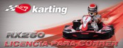 Licencia RX250 – Karting de Navarra