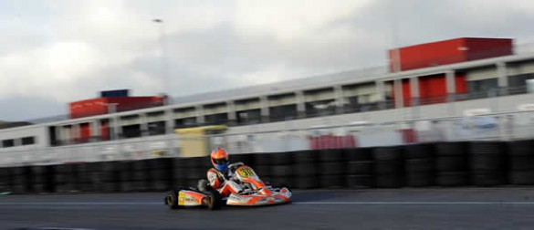 Open Navarro de karting domingo 10 de noviembre