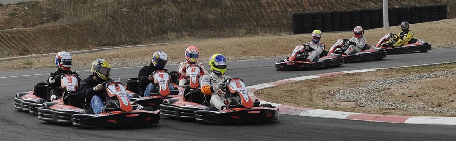 Mejores Tiempos : Karting Circuito de Navarra