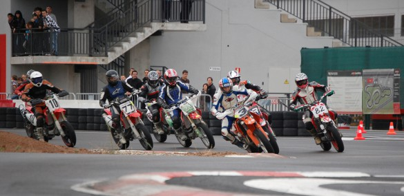 CAMPEONATO ZONA NORTE DE MINIMOTOS, SCOOTER Y SUPERMOTARD