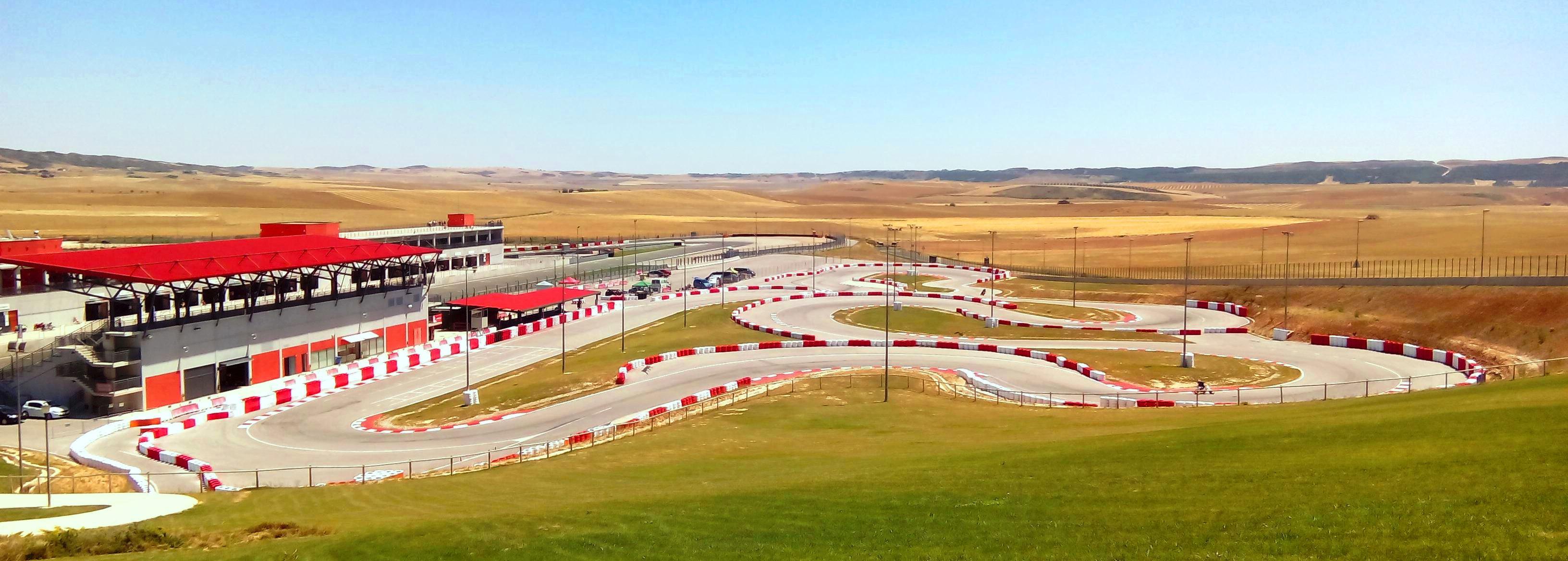 Circuito Los Arcos : Noticias karting circuito de navarrakarting circuito de navarra